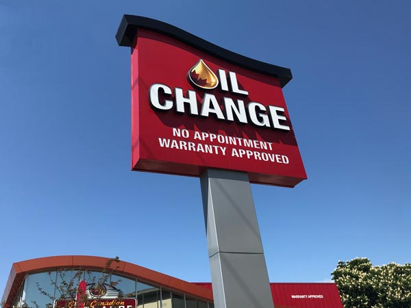 About Oil Change