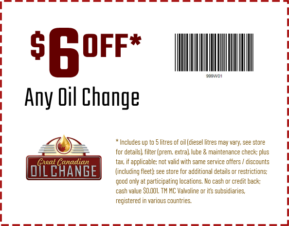 Great Canadian Oil Change | Full Service Oil Change & More!